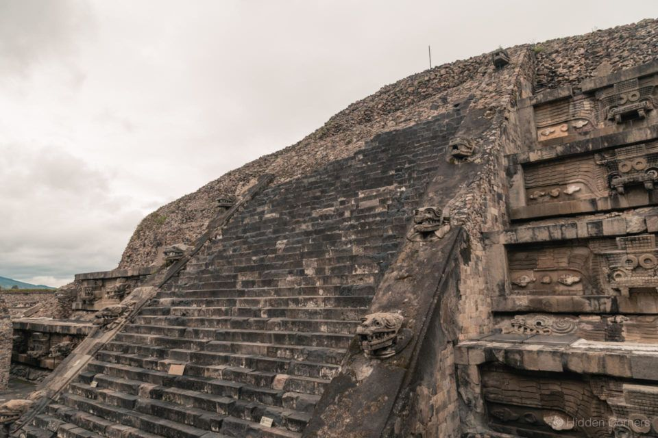 Hidden Corners Of Teotihuacan Teotihuacan Favorite Places Pyramids