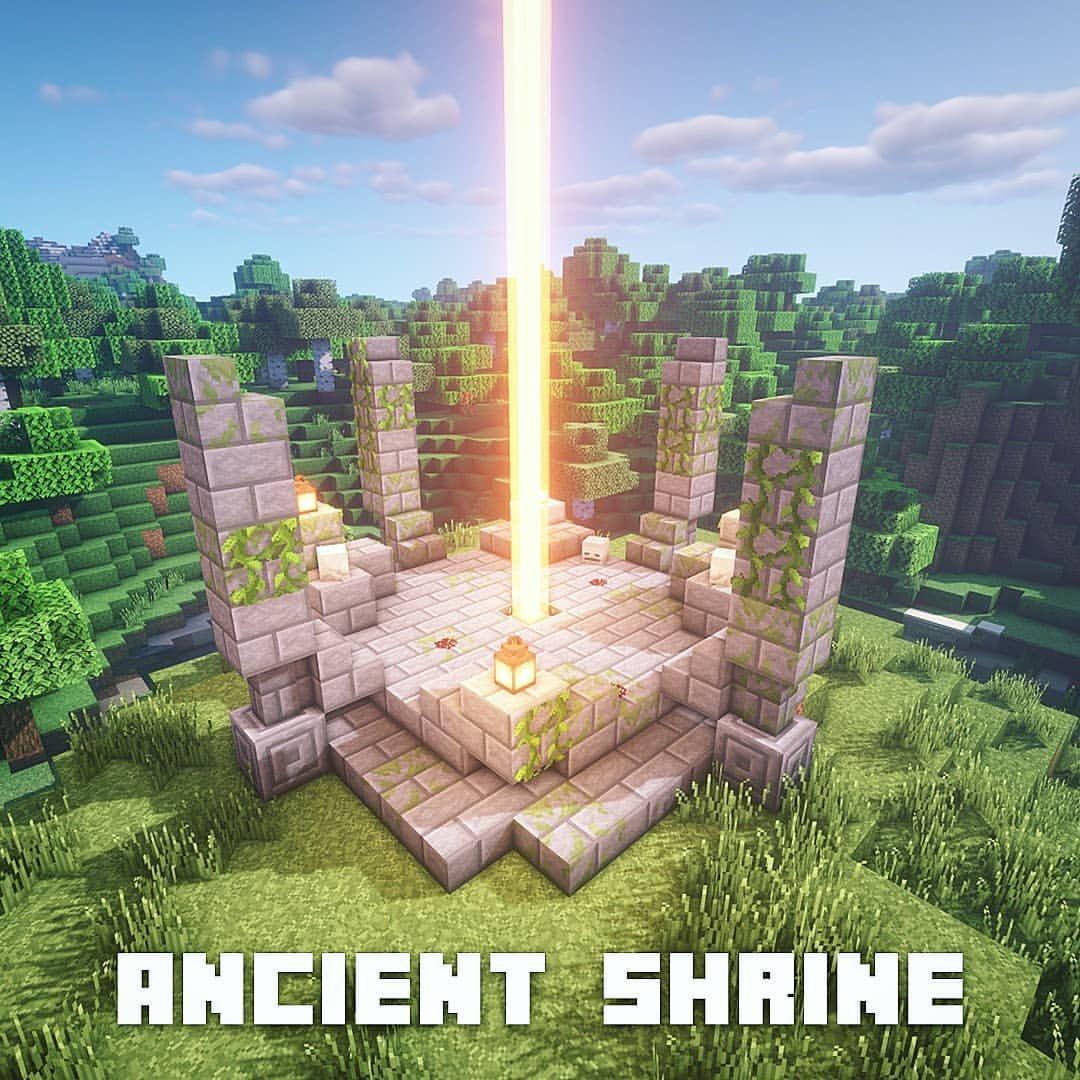 Ancient Shrine Go Spam My Music Accounts Latest Post Magnus Uk Minecraft Minecraftmemes Gaming Minecraft Houses Amazing Minecraft Minecraft Room