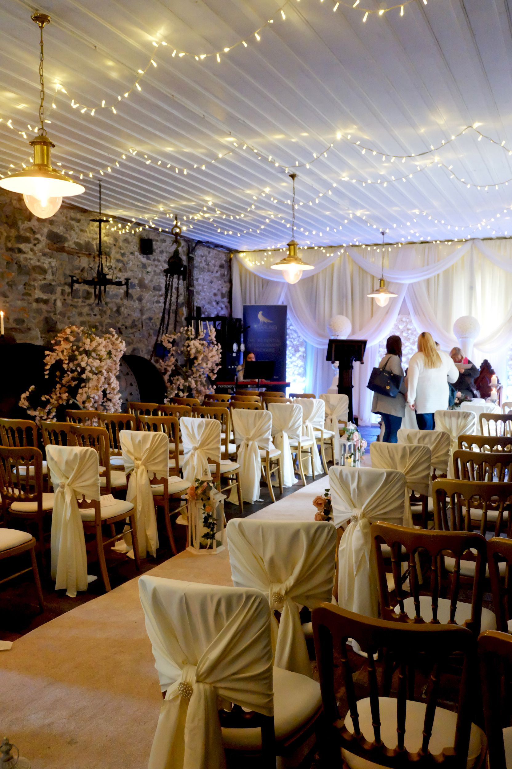 Fairytale Events Dressed The Phantom House Beautifully For Our