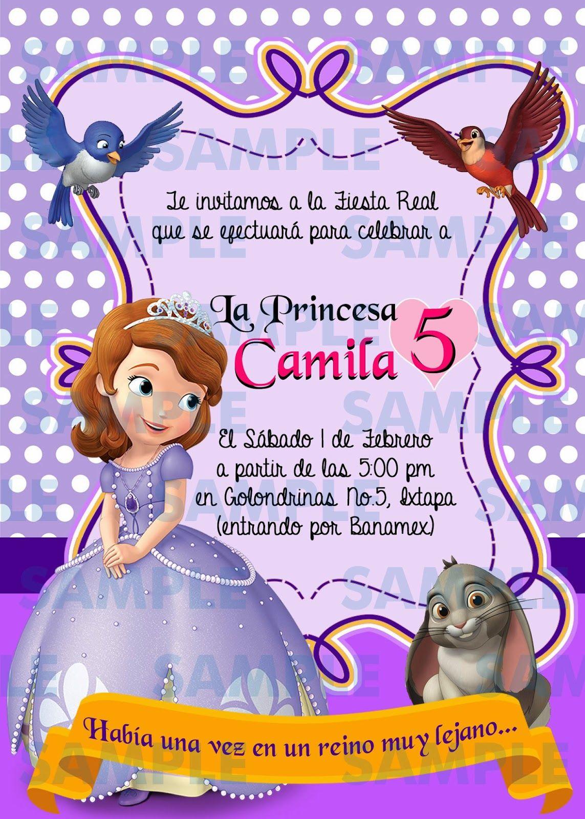 ms de ideas increbles sobre princesa sofia en pinterest de princesa sofia invitacion princesa sofia y de