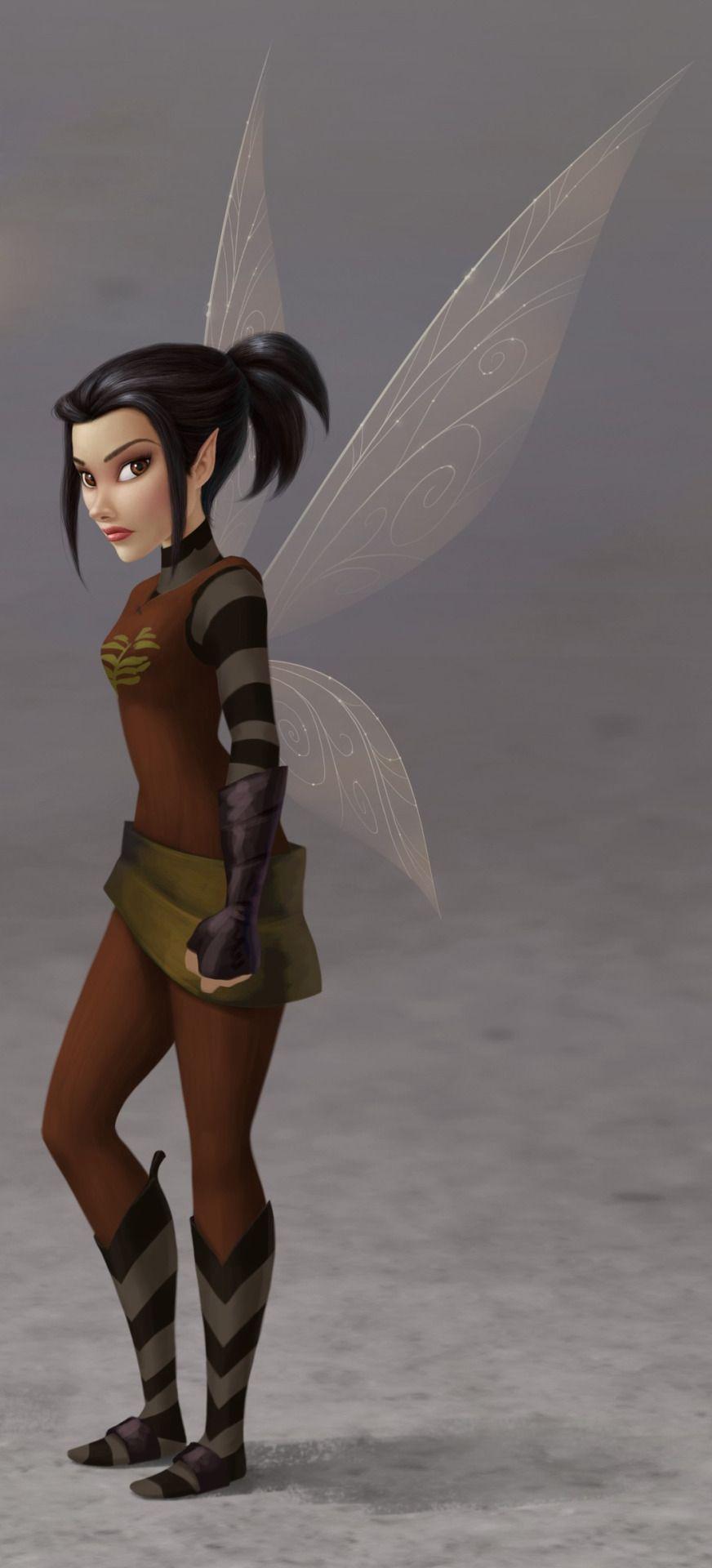 tinkerbell meet the fairies at pixie
