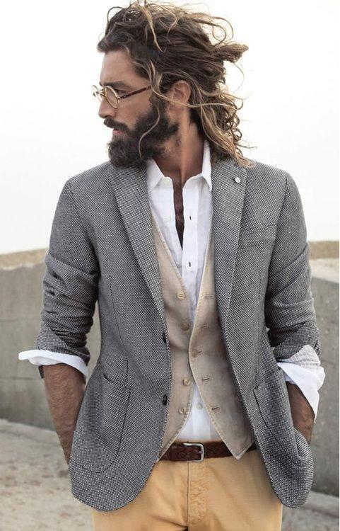 Unbuttoned style #men #menfashion #fashion #mensfashion #manfashion #man #fashionformen