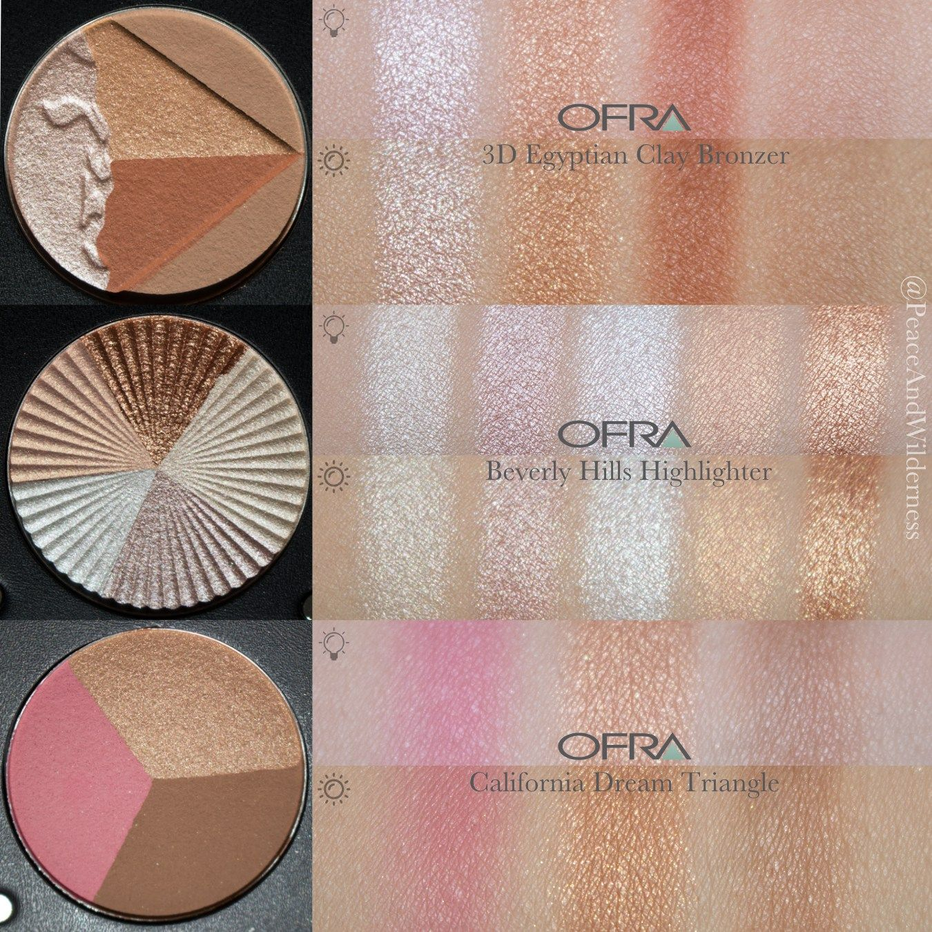 Lunar New Year Makeup ⋆OFRA Professional Makeup Palette – On The ...