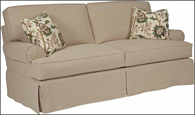 T Shaped Couch Slipcovers With Images