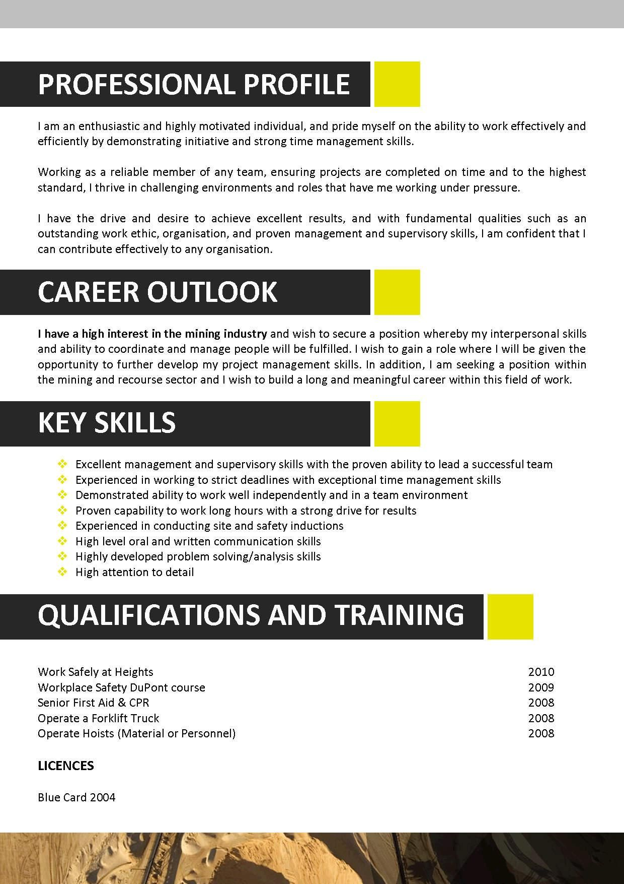 How To Make A Resume And Cover Letter How To Make Resume Cover Letter Example Resume Format The