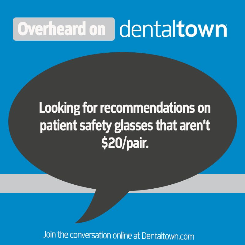 Currently use provision safety glasses but looking for a