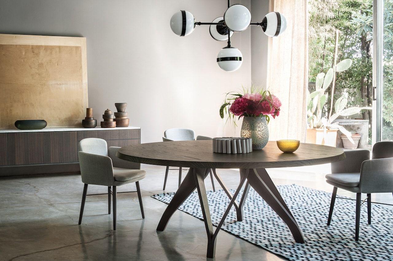 Sala da pranzo: tavoli di design per tutti i gusti ...
