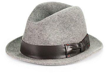 c0584f7681b98 Eugenia Kim Mr. KIM by Lake Wool Porkpie Hat on shopstyle.com ...