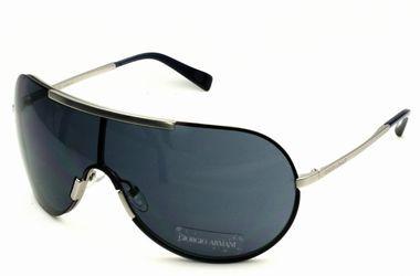 4b72f4cb594c GA 444 PQT YG Silver Giorgio Armani   Mens Sunglasses