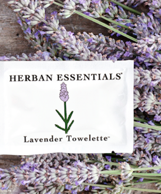 Still looking for the perfect gift?// Lavender Towelettes// Herban Essentials// http://herbanessentials.com/shop/