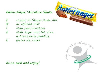 Butterfinger Chocolate
