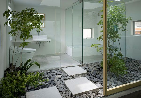 giardino zen interno case Cerca con Google