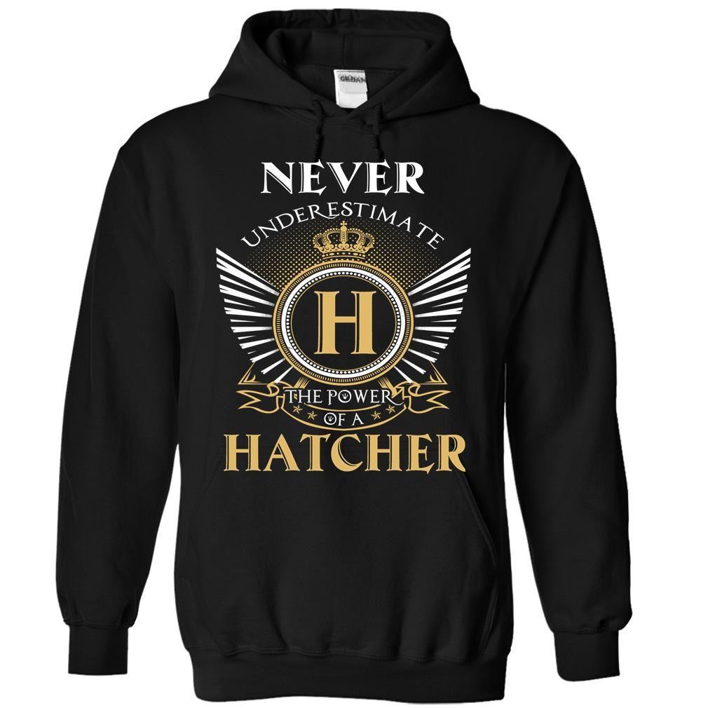 9 Never New HATCHER T Shirts, Hoodies. Check price ==► https://www.sunfrog.com/Camping/HATCHER-Black-90685792-Hoodie.html?41382 $39.95