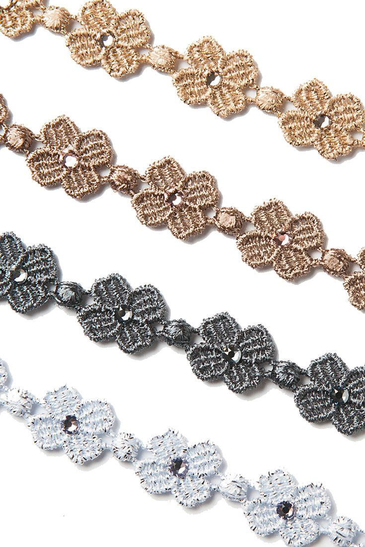 new products c3297 ea068 Four-leaf Clover with Swarovski Crystals #cruciani ...