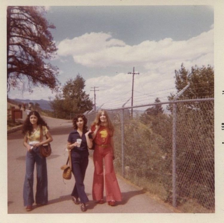 Polaroid from the 70s