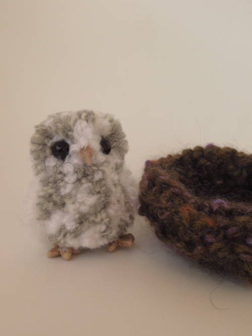 Make Your Own Pom Pom Owl (with semi vague tute) - MISCELLANEOUS TOPICS
