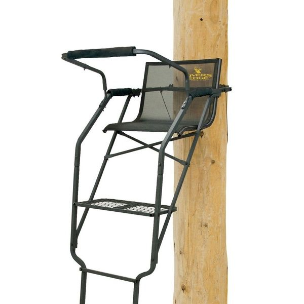 River S Edge Relax Wide 1 Man Lightweight Lounger Style Hunting Tree Stand Seat Tree Stand Hunting Relax Hunting Stands