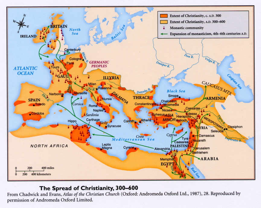 Christianity in Europe
