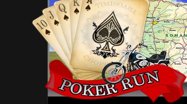 How to organise a poker run