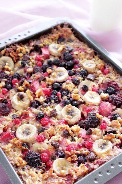 Photo of This baked breakfast casserole comes from America and brings variety to …