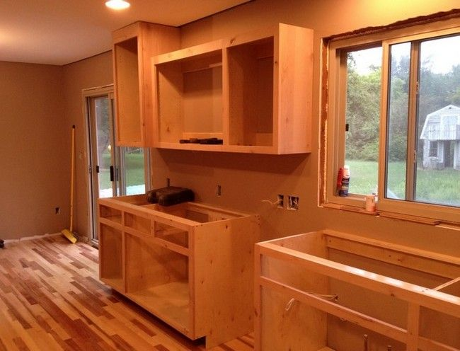 Build Your Own Kitchen Cabinets With Plans By Ana So Here S Hoping