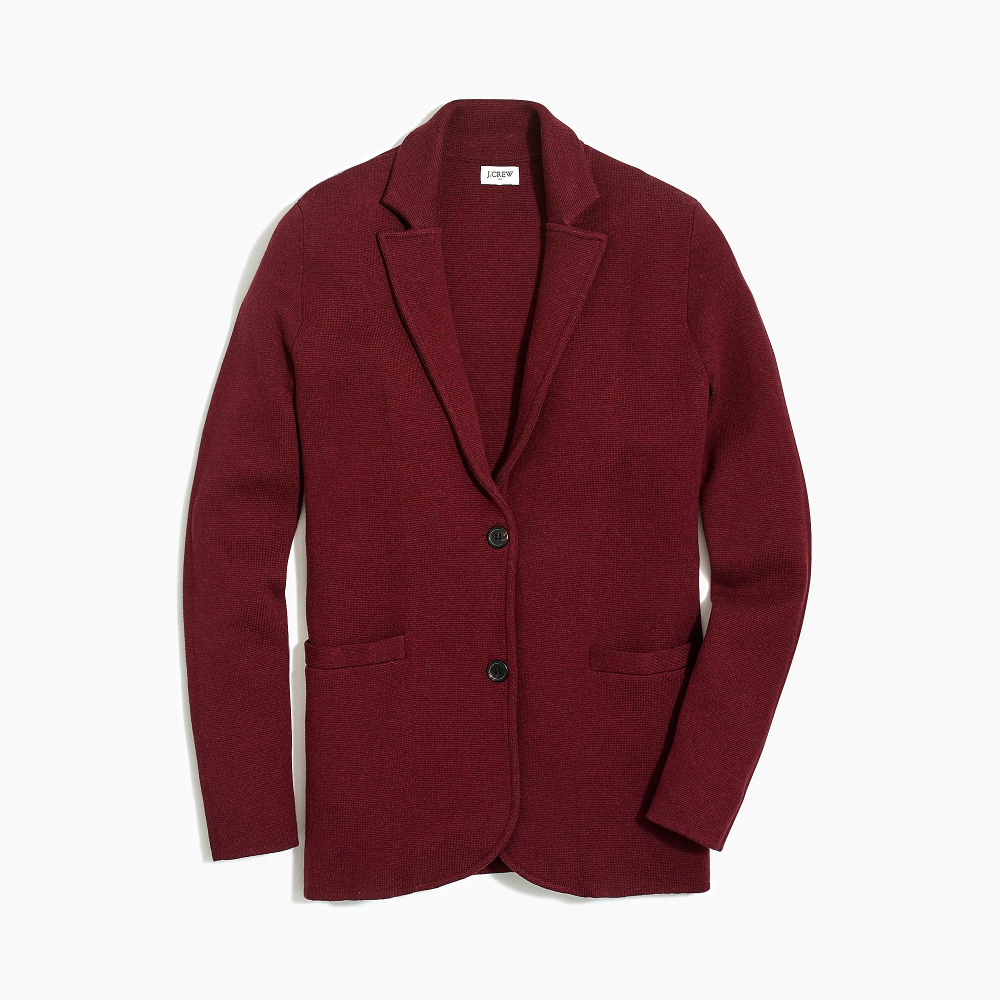 Shop J.Crew Factory for the Sweater-blazer for Women. Find the best selection of…