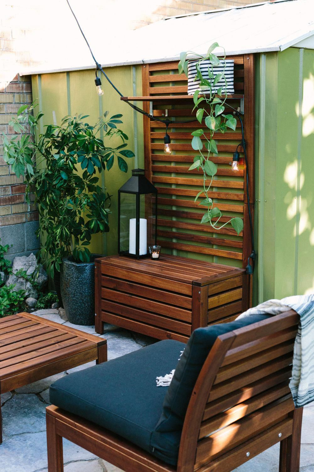 The Reveal Of My Backyard Oasis Makeover Renovation With Wayfair