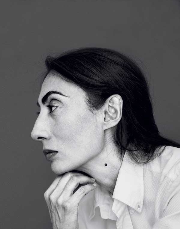 Anh Duong, I met her during the Armory Show in NY, 2002, 2003? We were both at Cheim & Read's Louise Bourgeois exhibition in a small gallery room circling an installation alone. I was too shy to approach her but it was a magic moment.