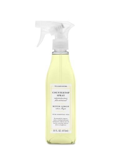 Meyer Lemon Countertop Spray 16oz Spray Lemon Essential Oils