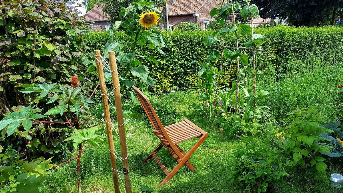 permaculture wikip dia jardinage pinterest jardinage aliment et jardins. Black Bedroom Furniture Sets. Home Design Ideas
