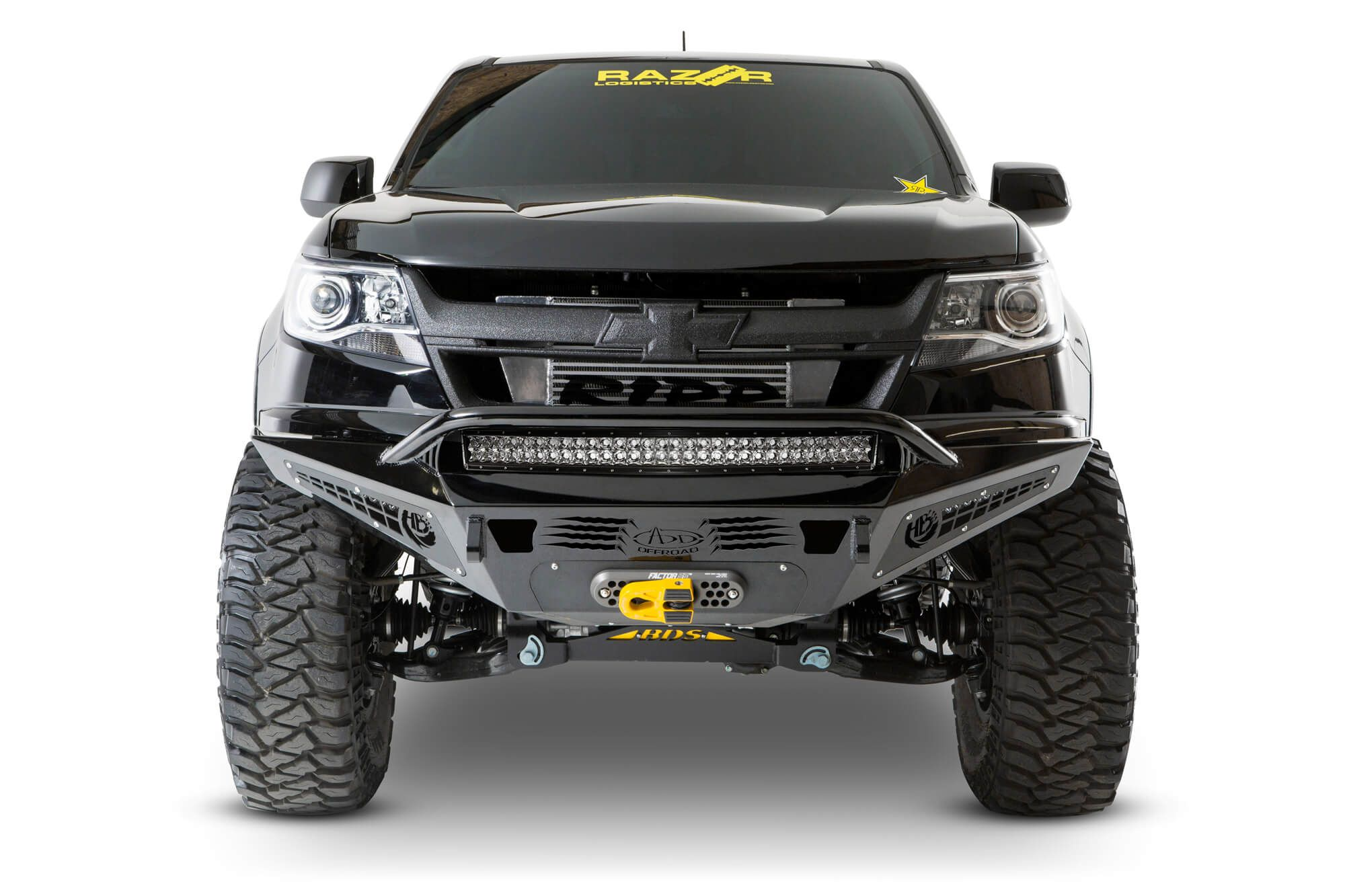 Chevy Colorado Gmc Canyon Front Winch Bumpers In 2020 Classic