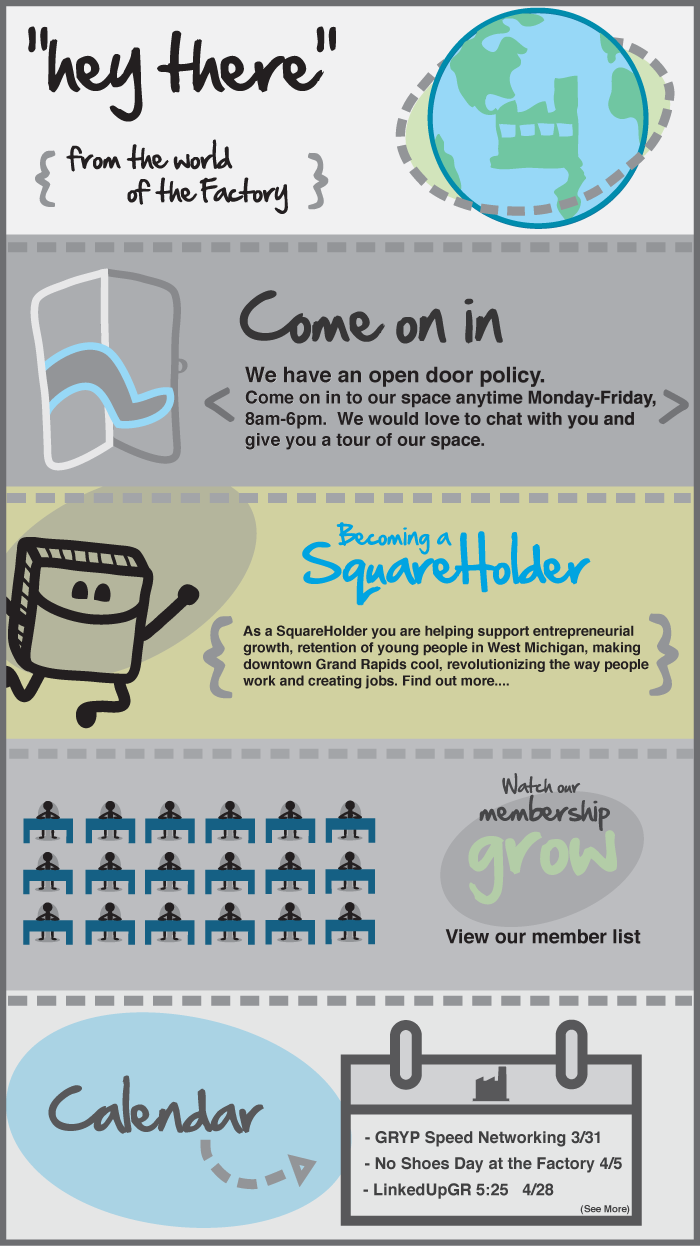 Design for an email newsletter | Hiretilley - Portfolio | Pinterest ...