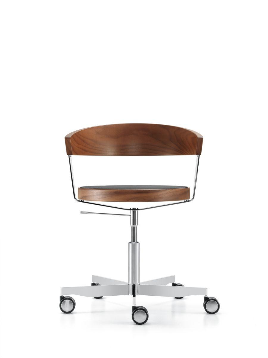 swivel chair g 125 design mathias seiler girsberger furniture rh pinterest de