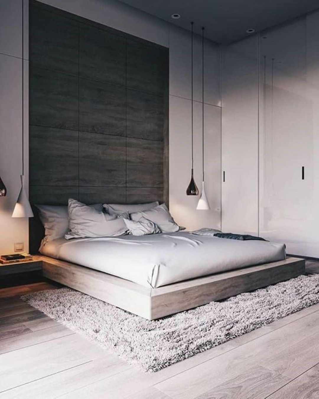 15 Modern & Minimalist Bedroom Interior Design Ideas