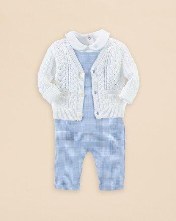 63bd1e395e77 Ralph Lauren Childrenswear Infant Boys  Cardigan