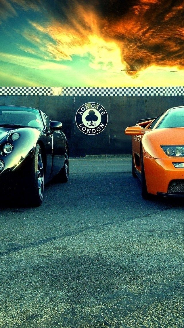 Hd Sports Cars Wallpapers For Apple Iphone 5 Cars Carsforworld