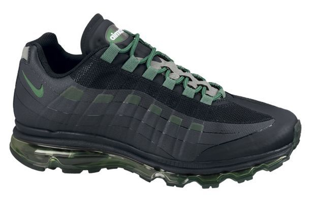 nike air max 95 black pine green