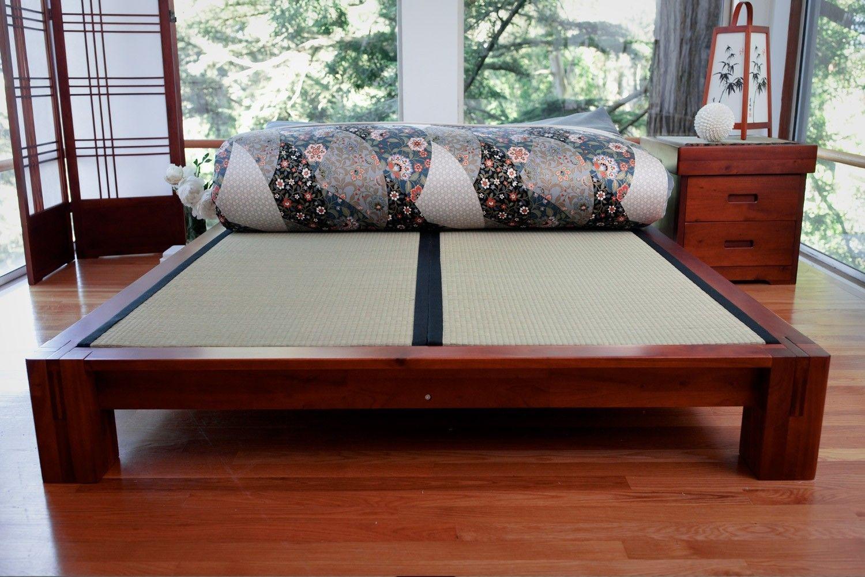 Tatami Bed Honey Oak   Tatami bed, Japanese furniture ...