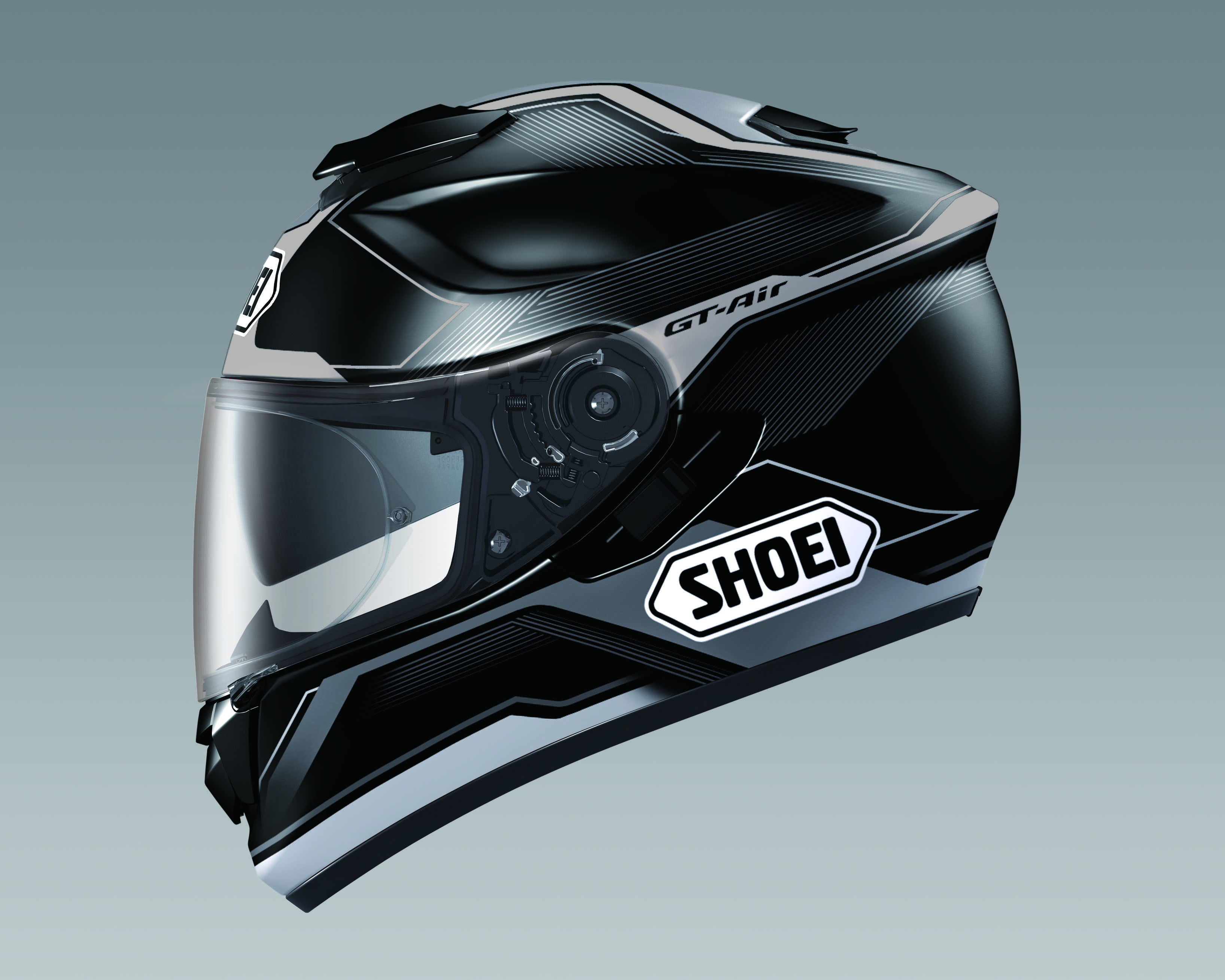 usine authentique fb2cf 434cb Shoei GT-Air Journey-TC5 | Cool Helmets | Full face ...
