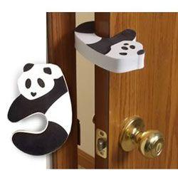 Panda Door Pinch Guard Baby Proofing Door Pinch Guard
