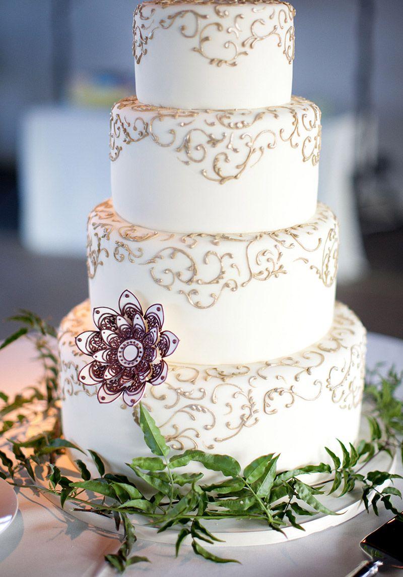 Delightful Daily Wedding Cake Inspiration | Pinterest | Cake designs ...
