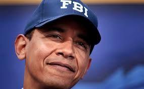 Image result for obama fbi hat