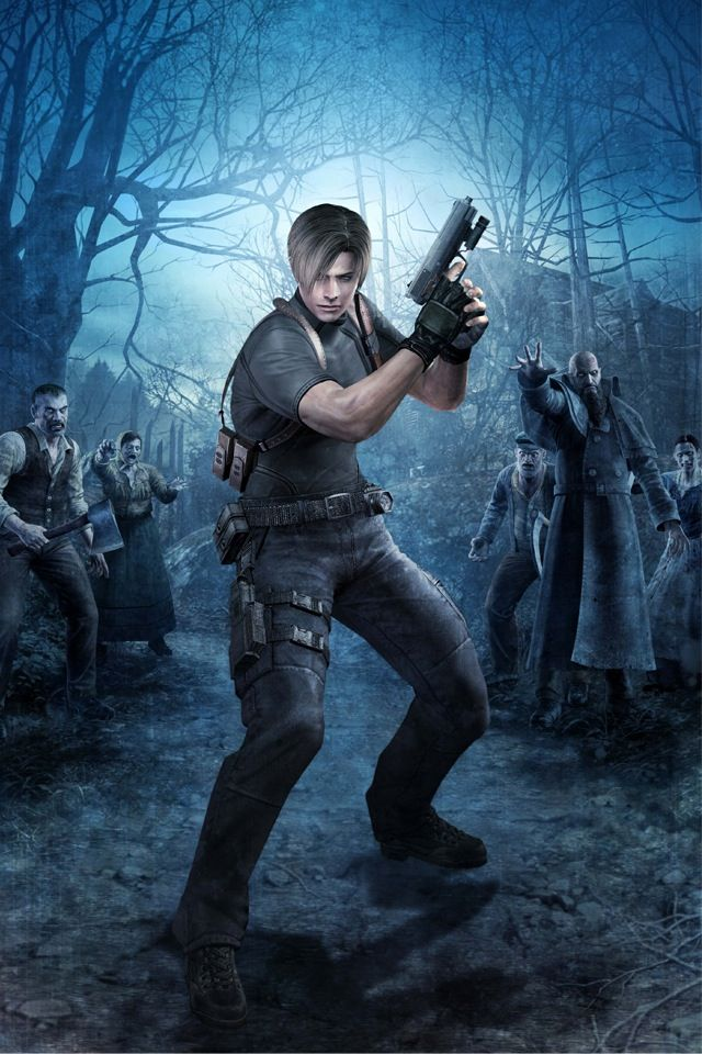 Leon Kennedy Resident Evil 4 Resident Evil Jogo Resident Evil