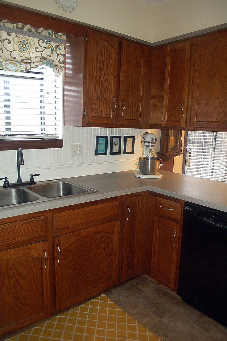 Easy DIY Kitchen Updates for RENTERS like contact paper ...