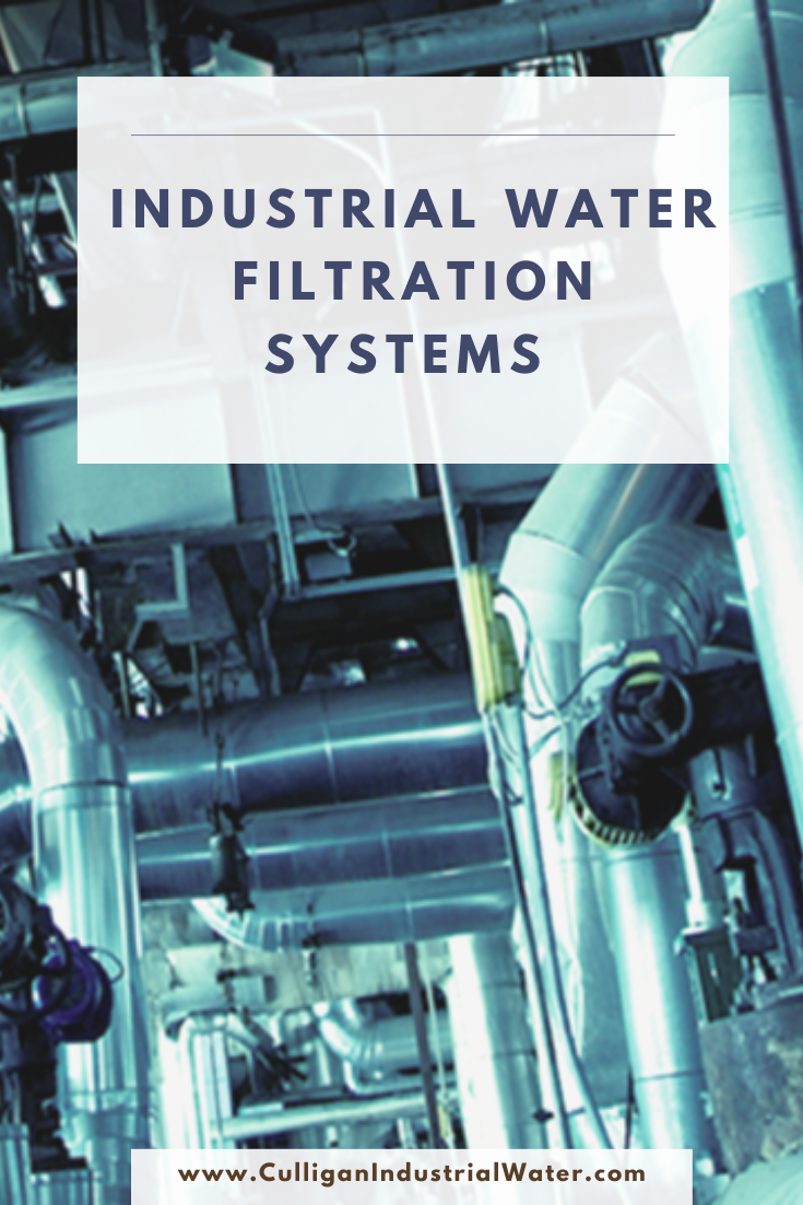 Culligan Industrial Water Filtration Water Filtration System Water Filtration Culligan