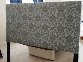 Drew from the top Make your own headboard DIY Pinterest Diy