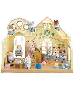 Your Online Shop For Action Figures And Playsets Sylvanian Families Forest Nursery Nursery Gift
