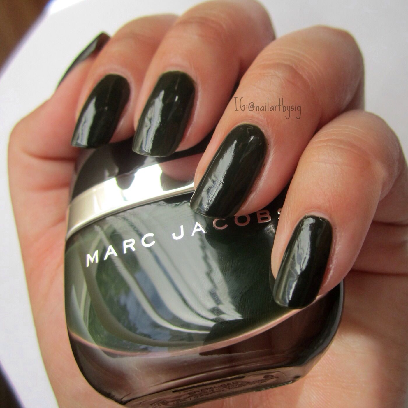 nirvana by marc jacobs marc jacobs nail