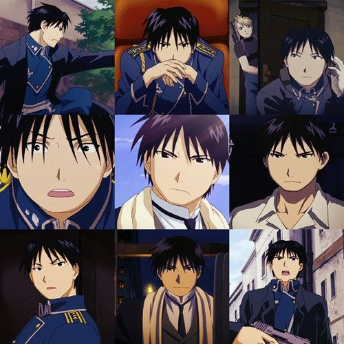 roy mustang tumblr - buscar con google | anime | pinterest | roy