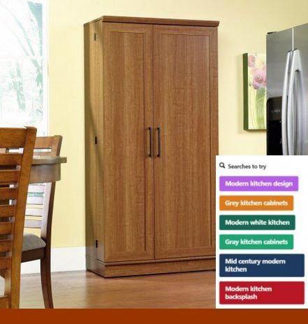 wood utility cabinets kitchen cabinets and kitchencabinetideas rh pinterest com